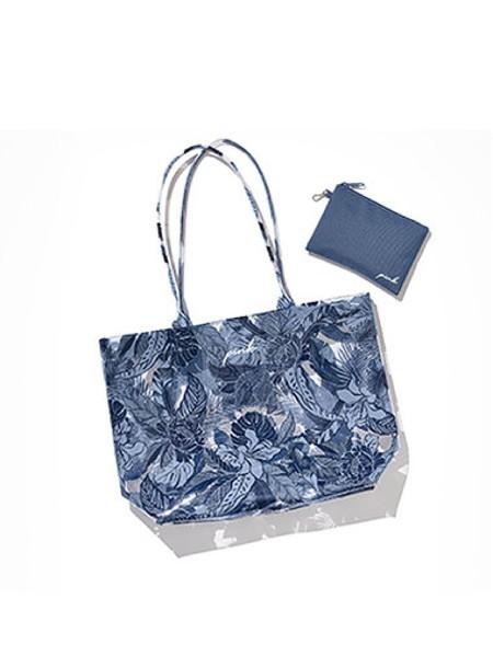 Пляжная сумка Victoria's Secret PINK Beach Tote & Pouch Bag Purse floral print