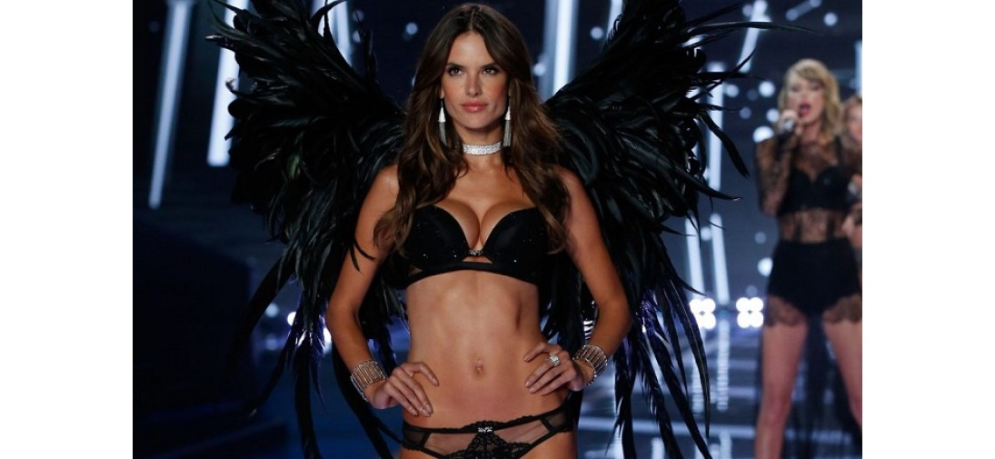 Алессандра Амбросио: ангел Victoria's Secret