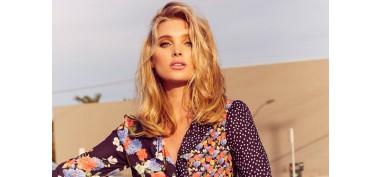 Эльза Хоск: шведская звезда Victoria's Secret