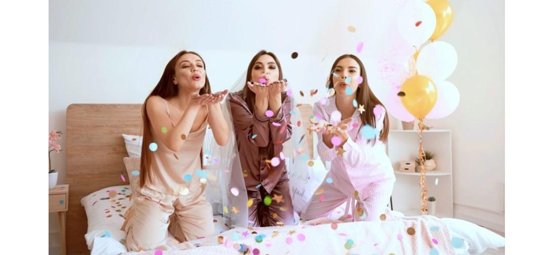Пижамная вечеринка: создаем незабываемый праздник