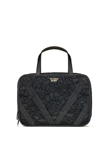 Косметичка Victoria's Secret Floral Lace Jetsetter Travel Case
