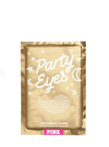 Маска для лица Victoria's Secret Party Eyes - gold hydrogel eye mask