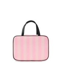 Косметичка Victoria's Secret  PINK Signature Stripe Jetsetter Travel Case