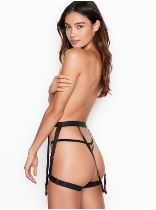 Logo Garter Belt Victoria's Secret