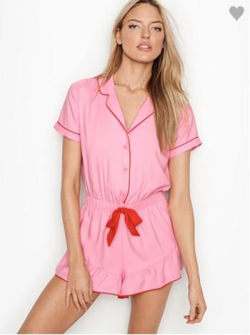 Пижама ромпер Victoria's Secret Pink