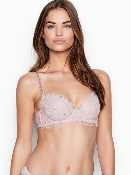 Бюстгальтер Victoria's Secret Dream Angels lined demi embellished
