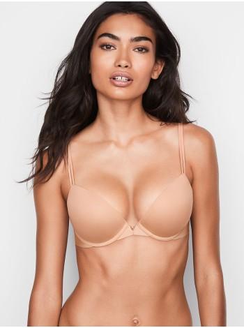 Бюстгальтер Victoria's Secret push-up almost nude