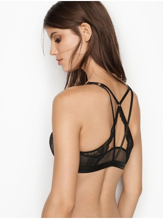 Бюстгальтер Victoria's Secret Very Sexy Push-up Front Close Black