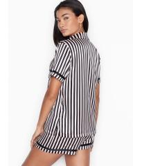 Сатиновая пижама Satin Short PJ Set - Victoria's Secret