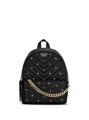 Рюкзак Victoria's Secret VS Small City Backpack Black