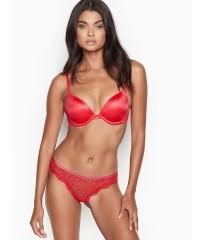 Комплект белья Victoria's SecretVery Sexy Smooth Banded Bright Cherry