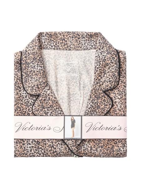 Пижама VS Modal Boxer Pj Set mini Leopard