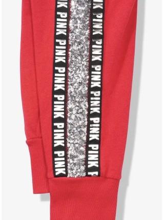 Спортивные штаны Victoria's Secret SPORTSequin Bling Skinny Jogger