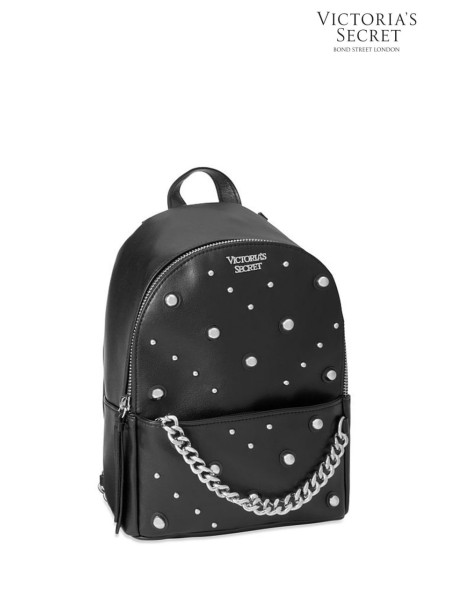 Рюкзак Victoria's SecretSmall Backpack Silver Dot