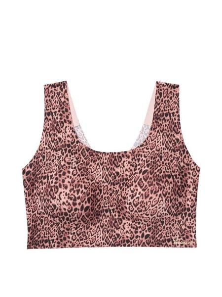 Bra Victoria's Secret No Show Incredible Leopard