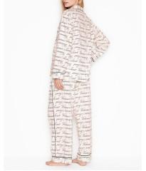 Пижама VS Cotton Long PJ Set logo VS