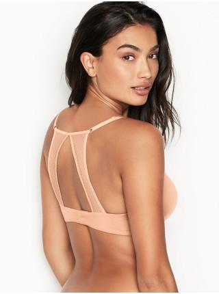 Бюстгальтер Victoria's Secret T-SHIRT Lightly Lined Wireless Bra peach