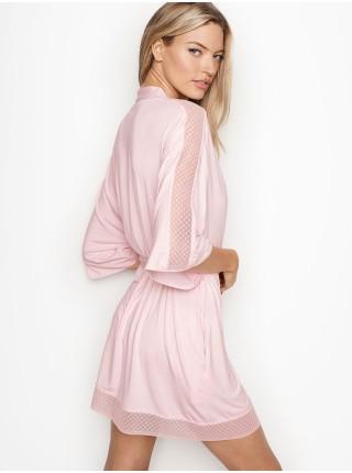Халат Super Soft Lace-Trim Kimono XS(р)