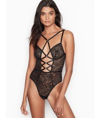 Боди Victoria's Secret Lingerie lace bodysuit