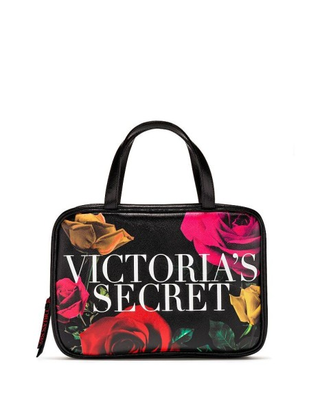 Косметичка Victoria's Secret Floral Bold Travel Case