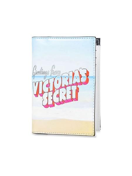 Обложка для паспорта Victoria's Secret Print Greetings from sea