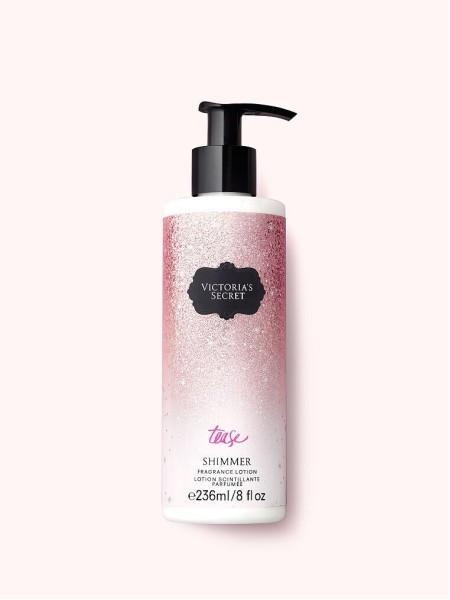 Лосьон Victoria's Secret Парфюмированный Limited Edition TEASE SHIMMER