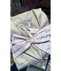 Сатиновая пижама Victoria's Secret The Satin Short PJ Set