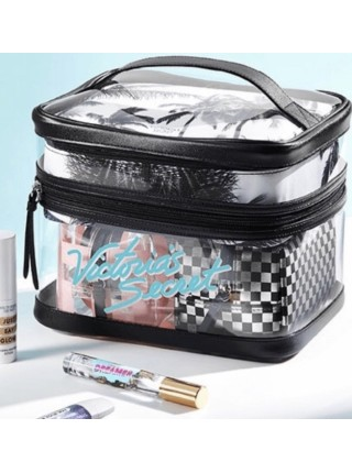 Victoria's Secret Graphic Tease 4-in-1 Beauty Bag set