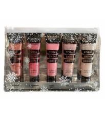 Набор Victoria's Secret Lip Gloss Gift Set 5 блесков
