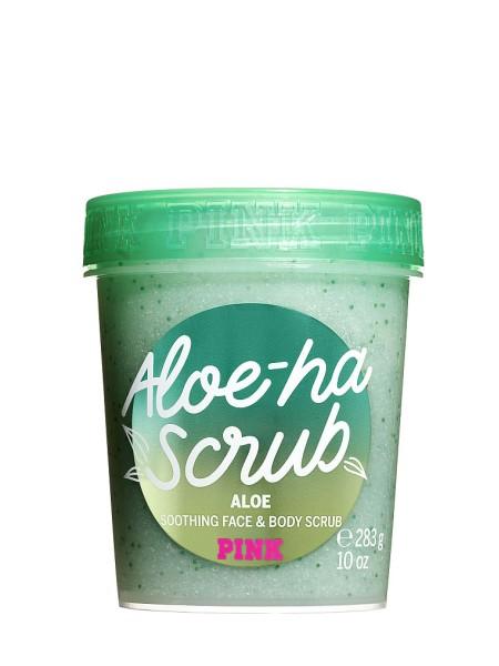 Скраб Victoria's Secret PINK Aloe-ha Face & Body Scrub