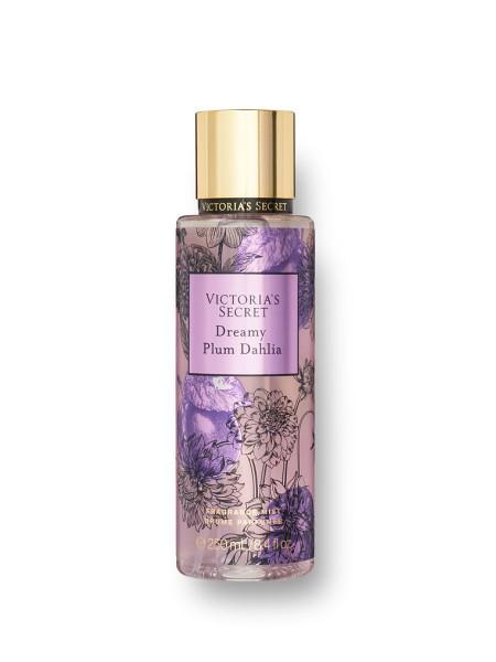 Dreamy Plum Dahlia Victoria's Secret - Спрей для тела