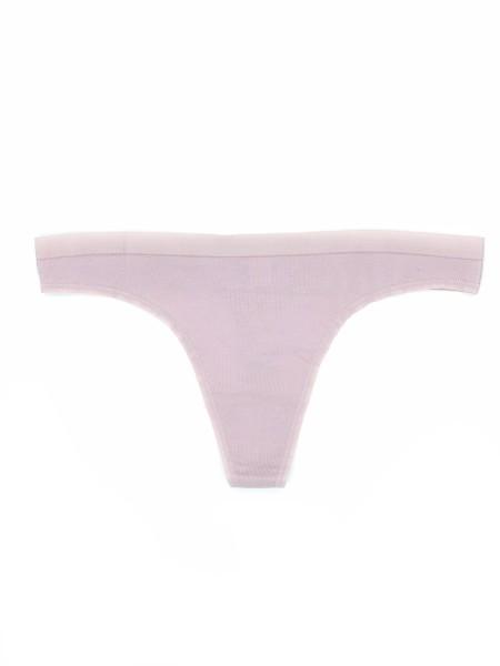 Трусики стринги Victoria's Secret Cotton Thong Panty Lavander