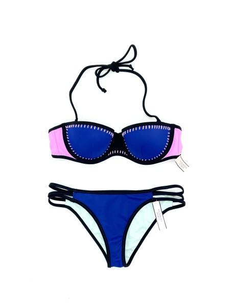 Купальник Victoria's Secret PINK Top 32B & Strappy cheeky panty
