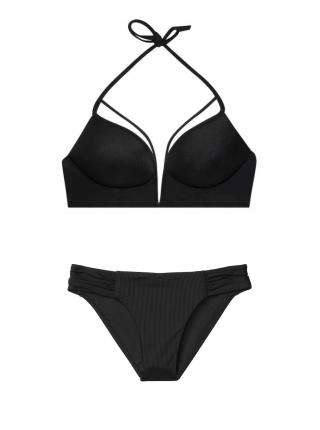 Купальник Victoria's Secret PINK Top & High leg bikini panty