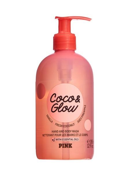 Гель для душа Coco & Glow PINK Victoria's Secret Hand And Body Wash