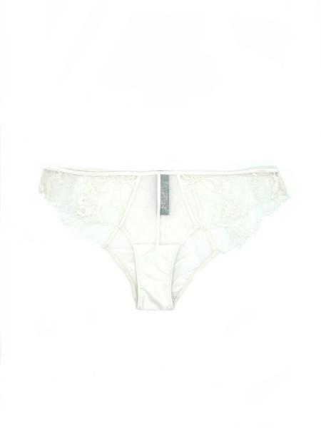 Трусики Victoria's Secret Very Sexy Low-rise White Cheeky panty