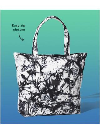 Пляжная сумка PINK Victoria's Secret Cotton Beach Tote