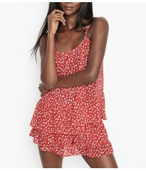 Пижама Victoria's Secret Short Cami PJ Set Heart print❤️
