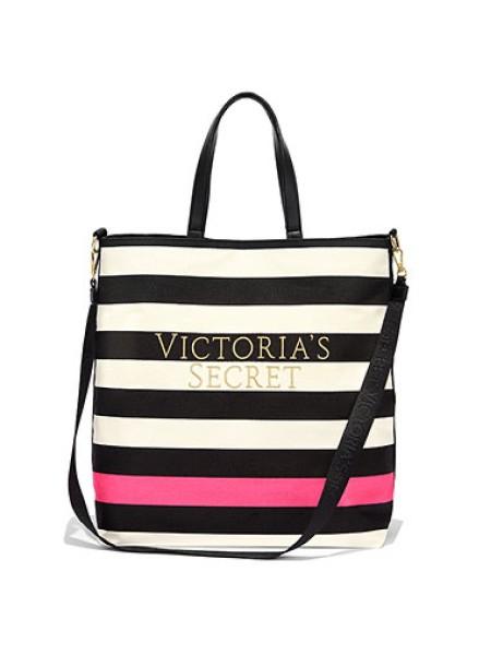 Пляжная сумка Victoria's Secret Stripes