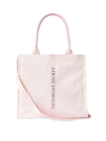 Пляжная сумка Victoria's Secret Beach ToteSignature Striped