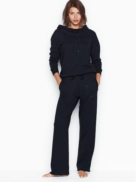 Спортивный костюм Victoria's Secret SPORT PINKBlack Fleece set