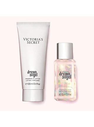 Подарочный набор Dream AngeL Victoria's Secret  mini Mist & Lotion Gift Set