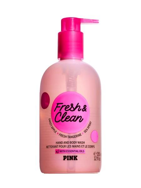 Victoria's Secret PINK Fresh & Clean - гель для душа
