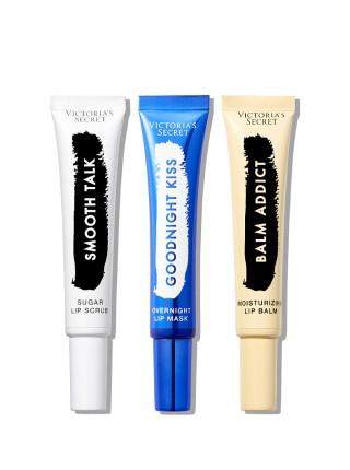 Подарочный набор Ultimate Lip Rescue Trio Victoria's Secret Pout Perfectors Lip Set