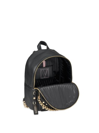 Рюкзак Victoria's Secret The Victoria Small Backpack Stud Black Lily