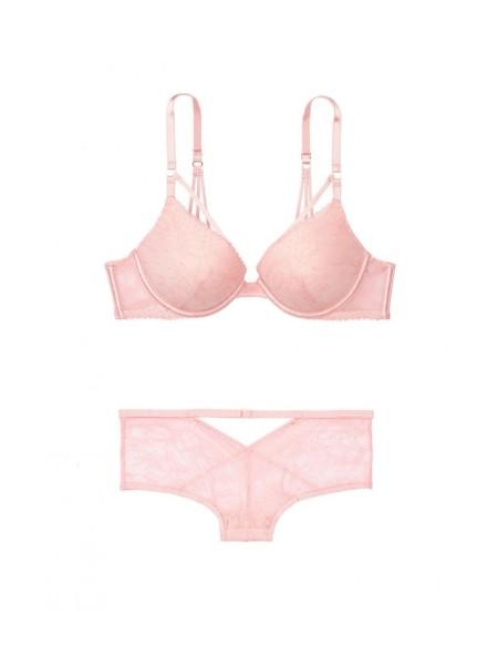 Комплект белья с пуш-ап Very Sexy Strappybra setLight pink