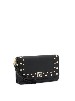 Кошелек Victoria's Secret The Victoria Wallet Black style