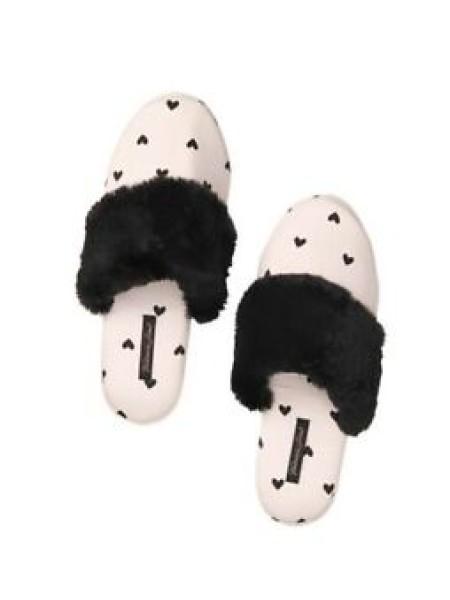Домашние тапочки Victoria's Secret Heart Slippers