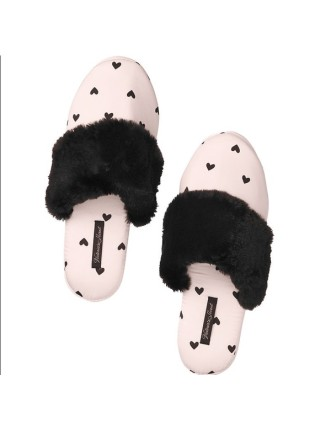 Домашние тапочки Victoria's Secret Heart Slippers