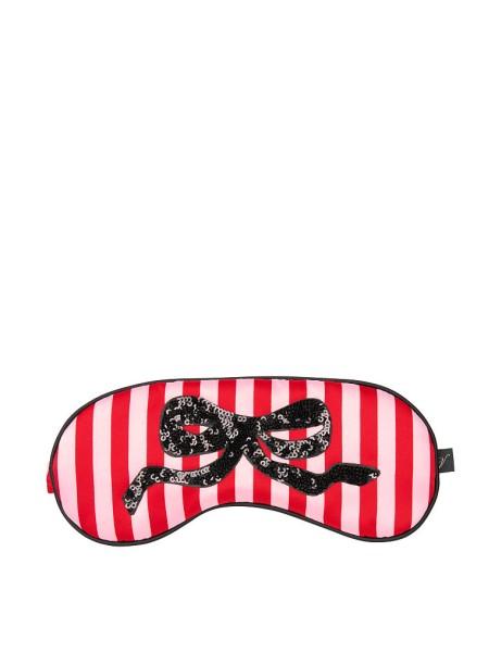 Маска для сна Victoria's Secret Eye Mask Print Red Stripe